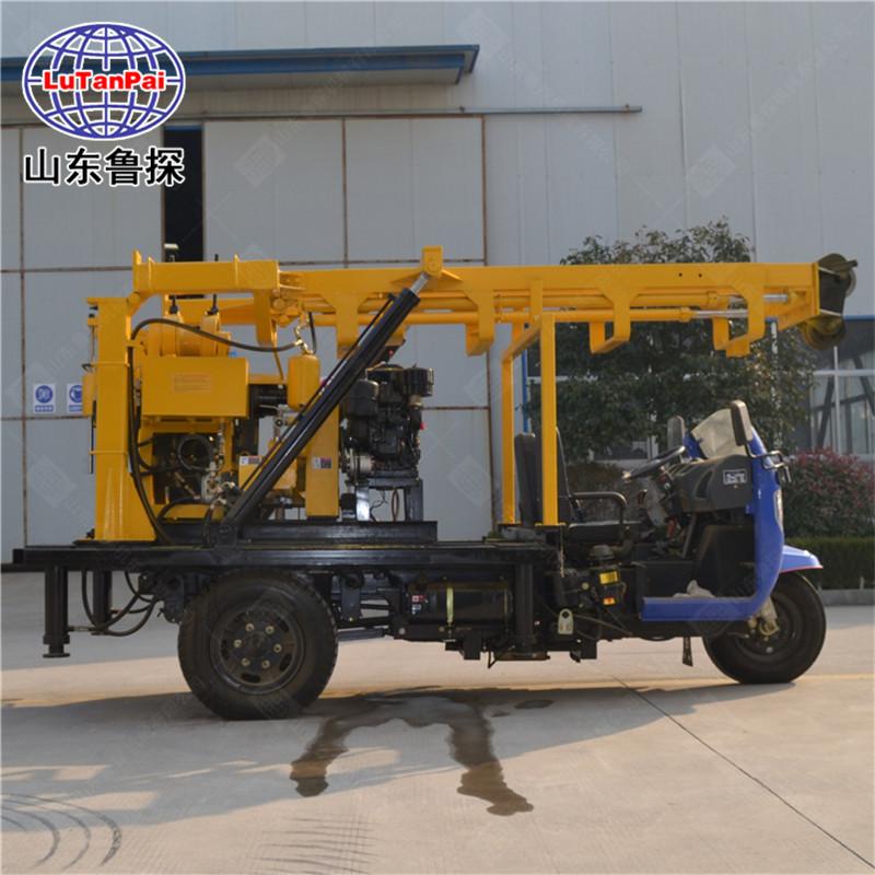 XYC-200A三輪車載液壓鉆機2.jpg