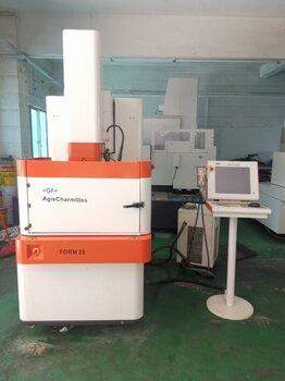 FORM20放電機2015年出廠夏米爾火花機二手鏡面火花機