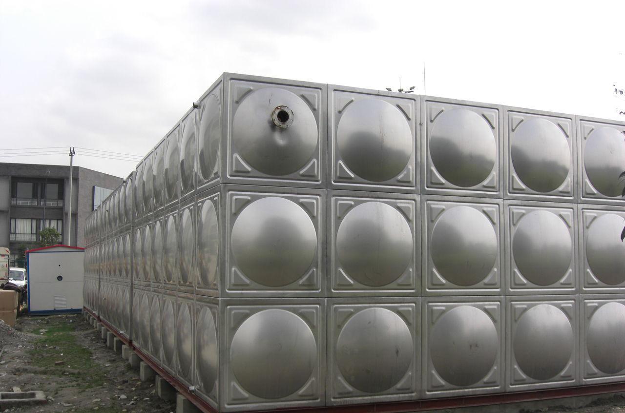 【不锈钢成品水箱玻璃钢焊接式定制水箱】- 黄页88网