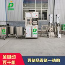河北全自動豆腐干機大型商用豆干成型機設備圖片