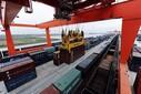 整柜快船海運選保時運通中美亞馬遜海運專線頭程圖片
