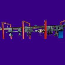 矿井单轨吊150米单轨吊矿用单轨吊济宁单轨吊单轨吊配件图片