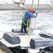 漂浮式污水蒸發器機械霧化蒸發器濟寧蒸發器廠家廢水蒸發器