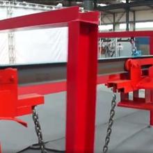 礦井電纜托運單軌吊單軌吊廠家推薦100米液壓單軌吊濟寧單軌吊圖片