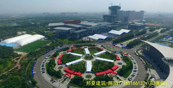 上海户外大蓬租赁,六角公司宴会篷房租赁