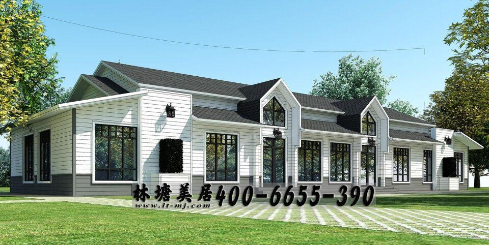公司资讯 > 林塘美居 景区小木屋推荐  二层小楼增大了居住面积,并