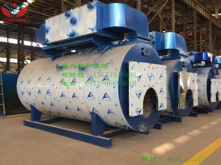 【10吨燃油燃气低碳蒸汽锅炉配套节能冷凝器】-黄页88网
