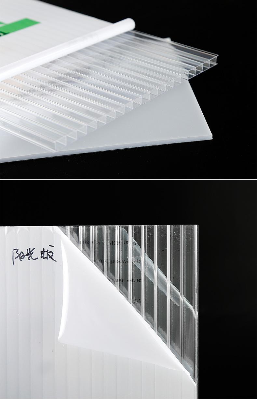 阳光板雨棚价格是多少?阳光板雨棚如何安装?-贤集网