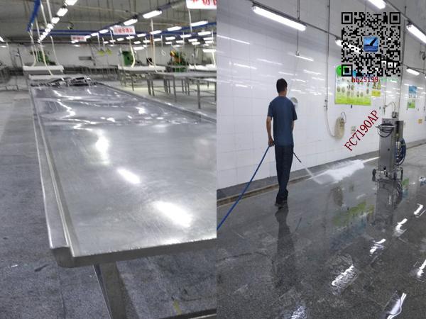 果菜厂清洗机 食品厂车间清洗设备.jpg