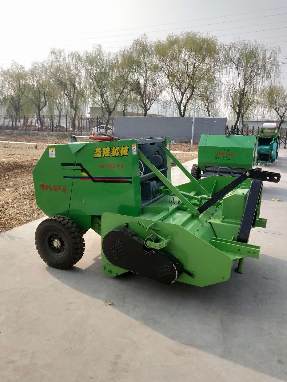 玉米秸秆打捆机 稻草打捆机打捆机厂家直销_阿里巴巴