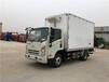 国五冷藏运输车价格_福田4.2米冷藏车