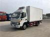 国五冷藏车价格_东风多利卡4米2冷藏车