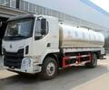 性价比最高的东风3吨鲜奶运输车_大关8吨10吨奶罐车