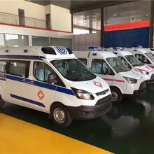 医用救护车的生产厂家_新全顺医用车价格图片