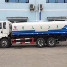 安庆市东风天锦洒水车现车出售_小型洒水车价钱图片