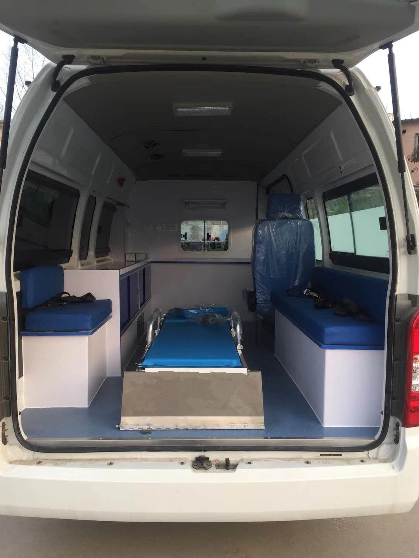 上海德州市风景g9转运型救护车报.