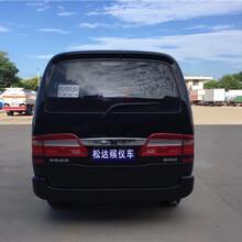 南昌市福特江铃医疗殡仪车价格_医用殡仪车图片
