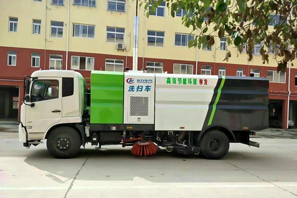 铁岭市绿化洒水洗扫车价格