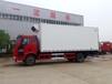 解放6.8米凍品運輸車圖片配置大全