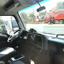 现代盛图4.2米厢长冷藏车冷藏运输车厂家全国分期付图片
