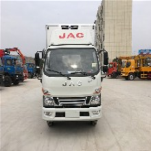 江淮骏铃3.8排半米保温车便宜图片