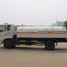 东风嘉运十二吨绿化喷洒车_东风水罐车图片