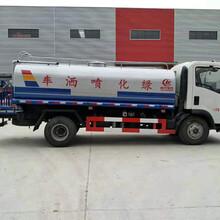 十二吨东风御虎绿化喷洒车_东风水车多少钱图片