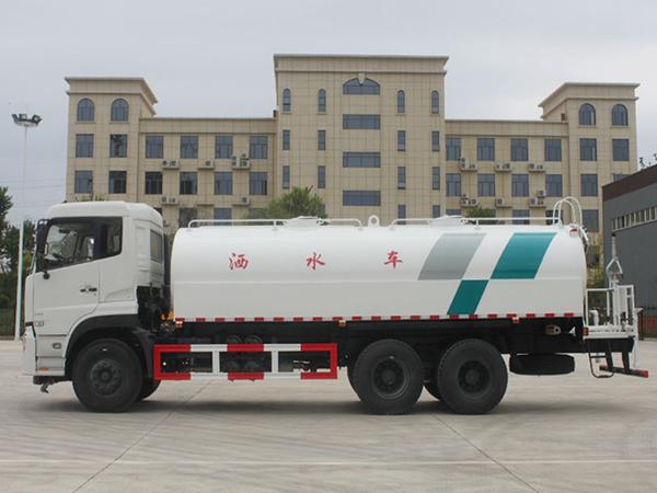 東風天龍二十方後八輪灑水車_灑水車品牌