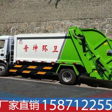 景区5吨侧装压缩垃圾车构造