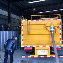 东风污水处理车环保污水处理