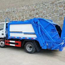 东风3吨建筑垃圾压缩车操作说明书