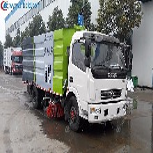 5吨洗扫车说明广西洗扫车厂
