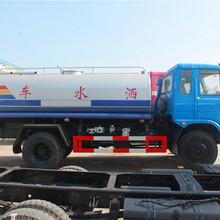 园林绿化水罐车十二吨东风145经典绿化喷洒车图片