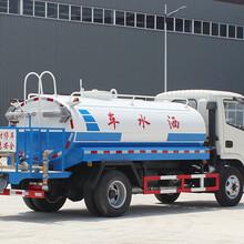 东风多利卡五吨绿化喷洒车_多利卡消防洒水车图片