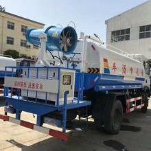 12吨东风T3灵秀款绿化喷洒车_东风绿化洒水车价格图片
