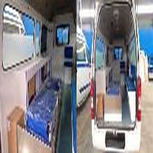 海西蒙古族藏族自治州国五福田G9转运型救护车厂家_999救护车厂家图片