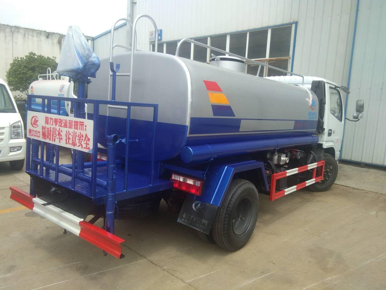 6吨多利卡绿化喷洒车D6_3吨东风洒水车