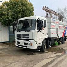 齐齐哈尔市天锦扫路车厂家直供_柴油道路清扫车厂家直供图片