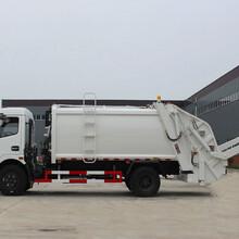 6吨东风D7大多利卡压缩垃圾车型号图片