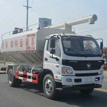 散装饲料运输车价格3吨散装饲料车散装饲料车哪里有卖