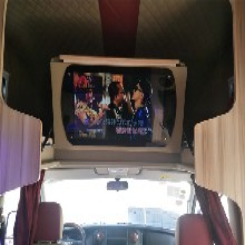 长城旅行房车图片_大型房车图片大全