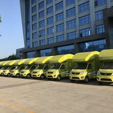 益陽福田展示車暖通宣傳售賣車廠家直銷圖片