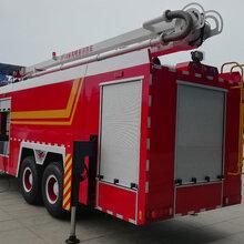 新款消防车_喷射消防车厂家价格图片