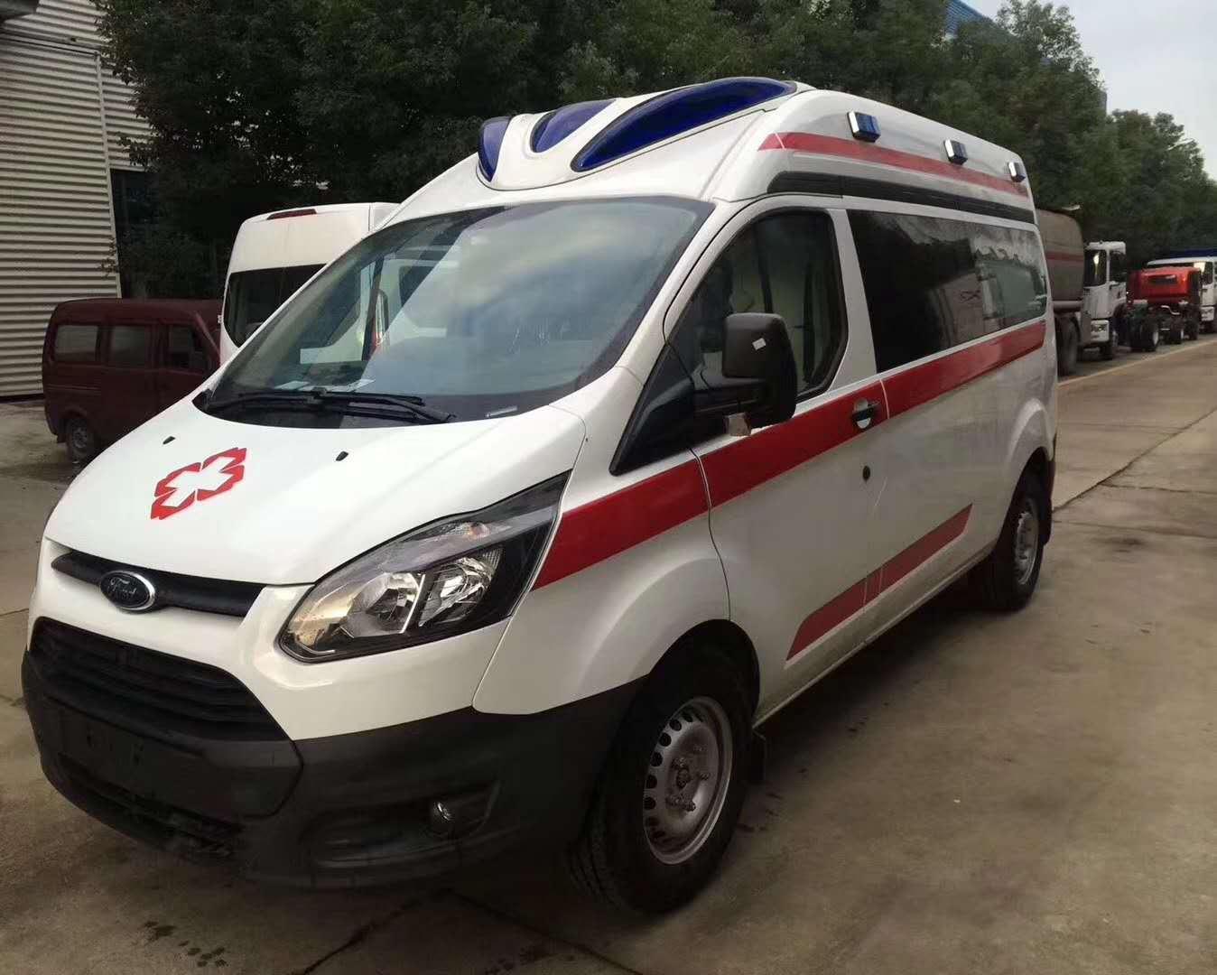 救护车出口_医疗救护车使用规定