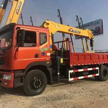 儋州市5吨东风随车吊新车价格-16吨国六单桥随车吊优质产品推荐图片
