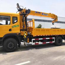 红河哈尼族彝族自治州5吨新飞工随车吊新车发布-3.2吨柳汽乘龙随车吊新车发布图片