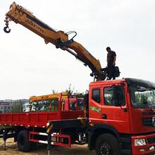枣庄市10吨后八轮随车吊厂家直销-8吨后八轮随车吊产品直销图片