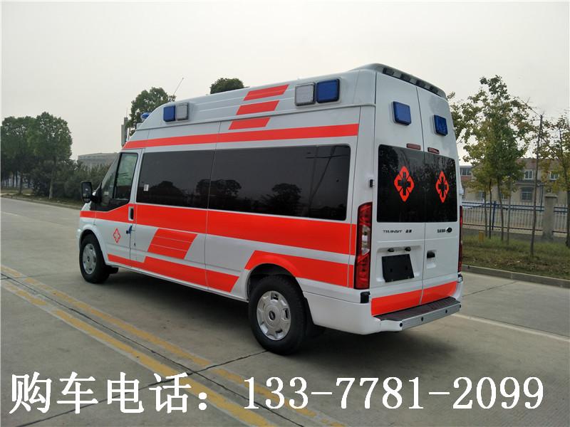 救护车价格_福特救护车配置