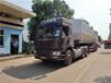 前四后八20吨饲料料罐车公告车型_养殖厂用5吨散装饲料车