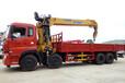程力8噸隨車吊廠家12噸隨車吊的車廂可以做到米